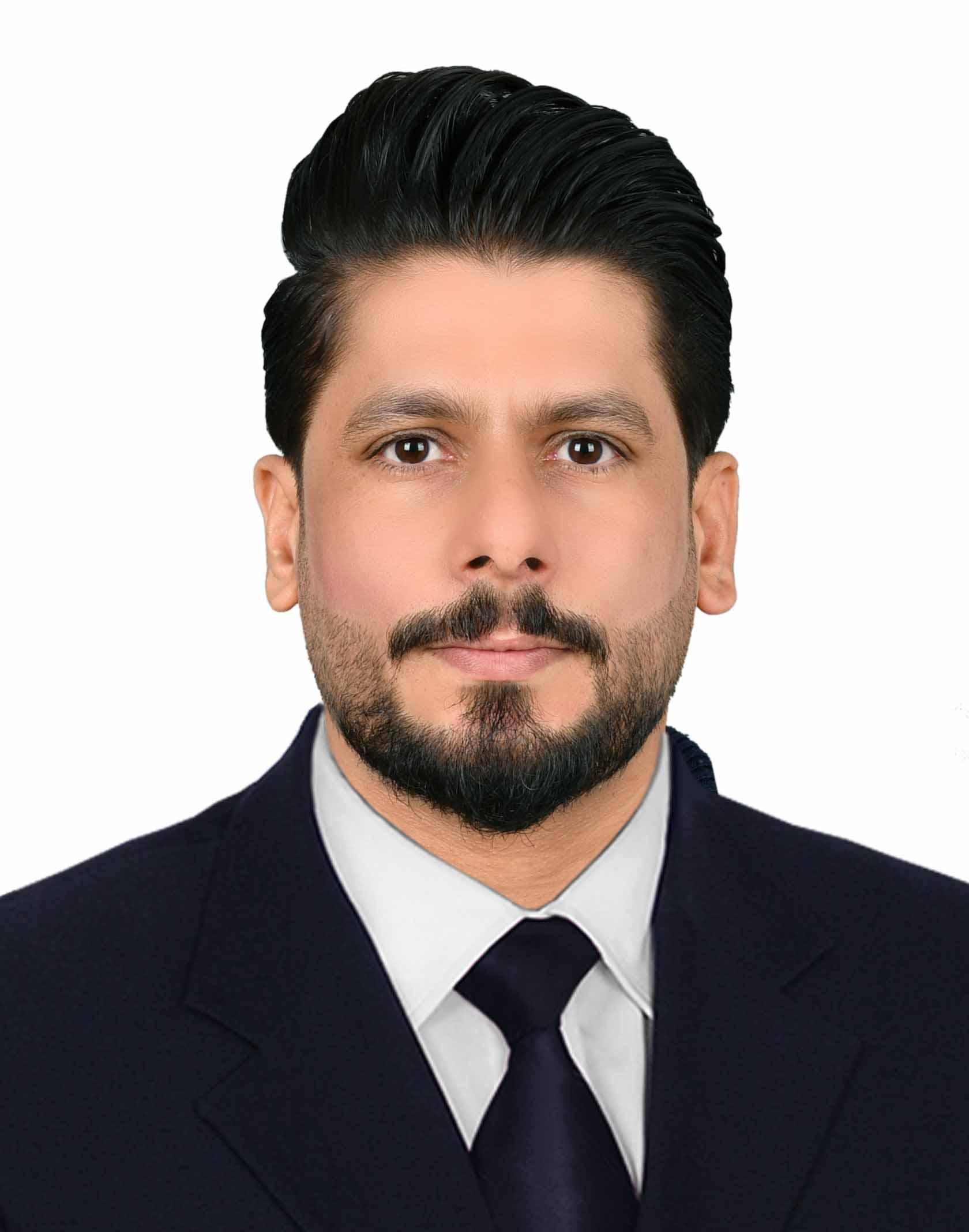 خالد جمال جداع – Dr. Khalid Jamal